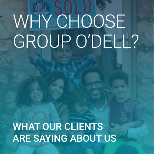 Why Choose Group O'Dell? - Award Winning Kansas City Real Estate Advisors