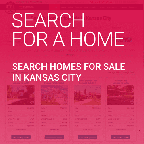 Search Homes for Sale in Kansas City