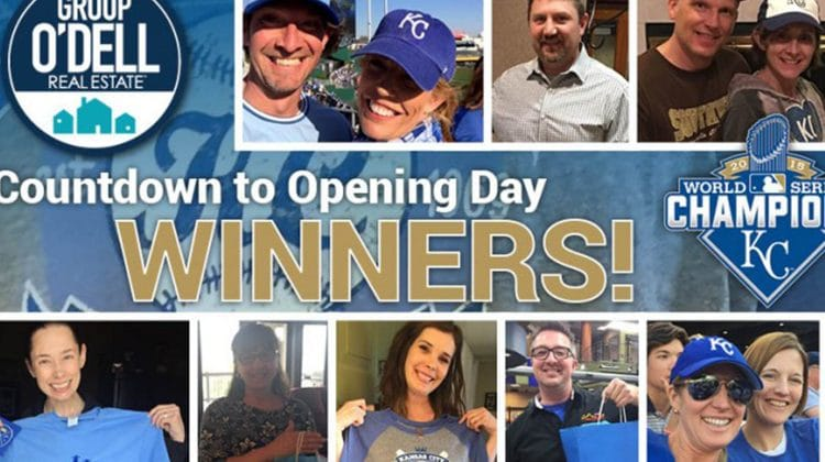 Group O'Dell-Winners from our Countdown to Opening Day