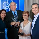 """Dan & Maria O'Dell honored as """"Mentors of the Year"""" by the largest real estate coaching and training company in North America"""