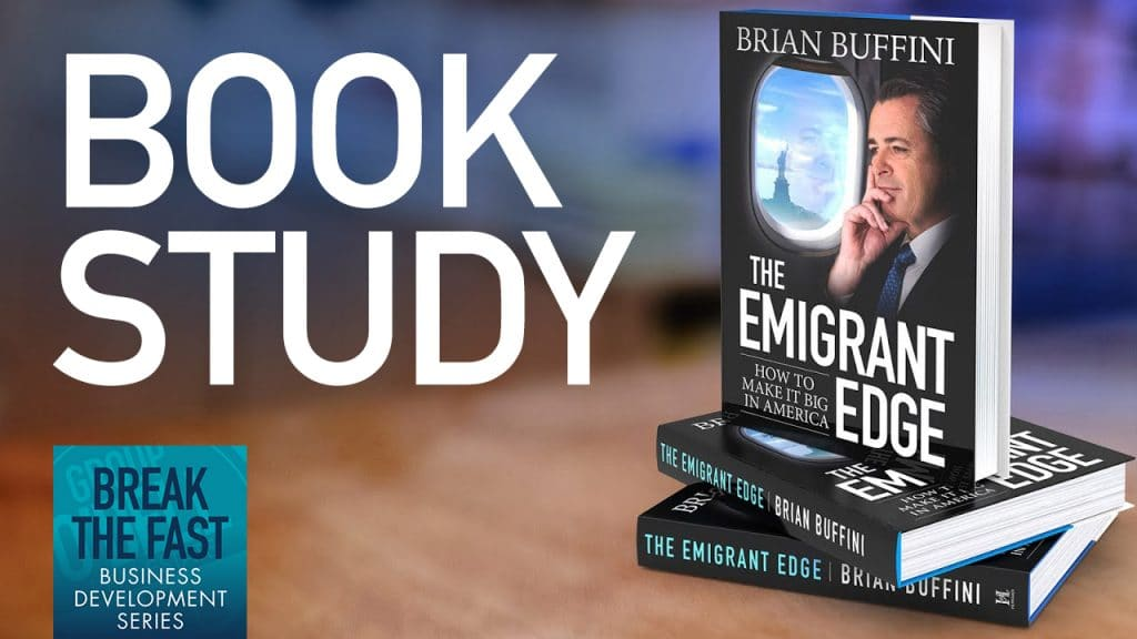 The Emigrant Edge Book Study