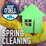 Group O'Dell Spring Cleaning