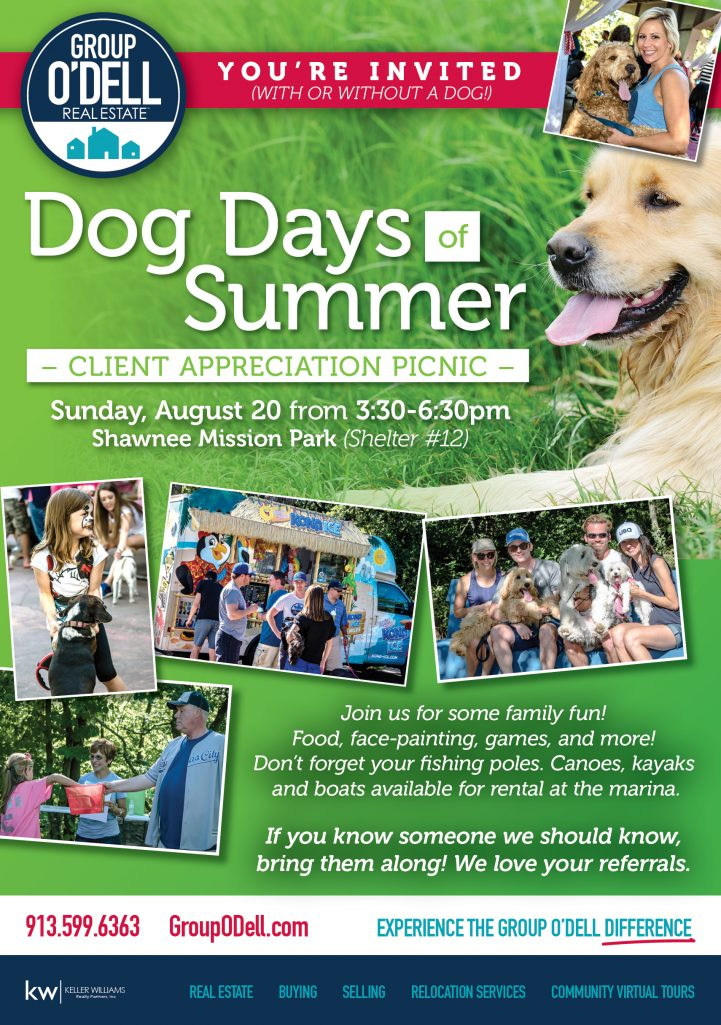 Group O'Dell's Dog-Days-of-Summer-2017-08-20
