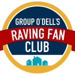 Group O'Dell Raving Fans