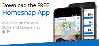 Download the Homesnap App
