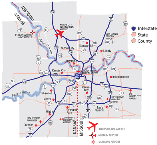 Kansas City Area Highway System