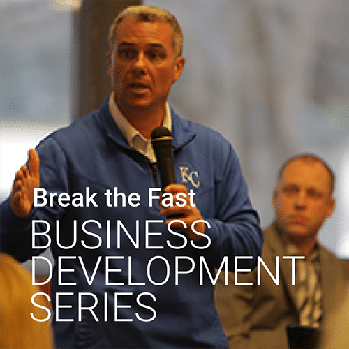 Break The Fast: Business Development Series
