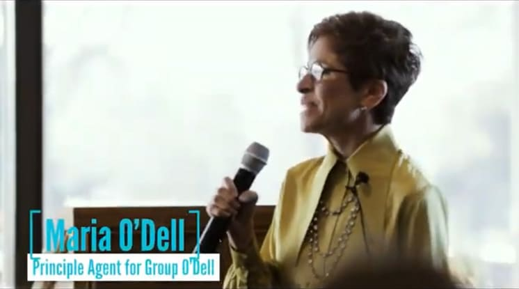 BREAK THE FAST RECAP Maria O'Dell Principal Agent, Group O'Dell Real Estate