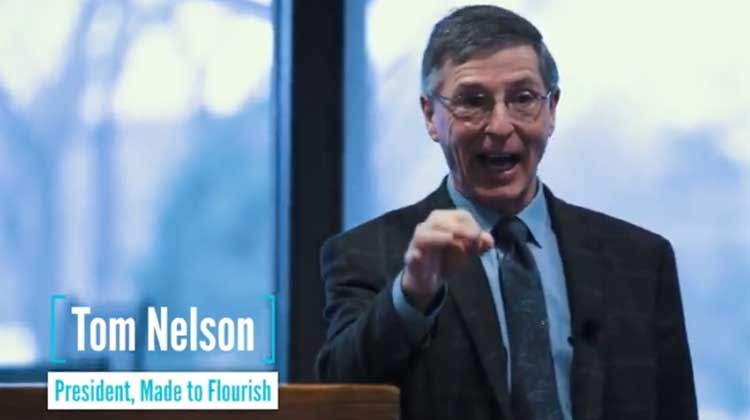 Break the Fast Recap Dr. Tom Nelson Made to Flourish