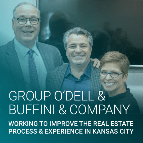 Group O'Dell has been working with Buffini & Company to improve the real estate process and experience in Kansas City since 2002