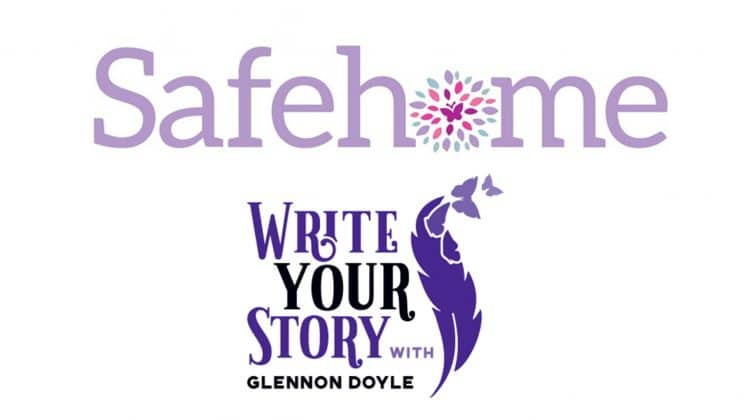 Safehome's Write Your Story event with Glennon Doyle