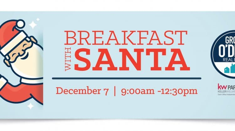 Group O'Dell's Breakfast with Santa, RSVP