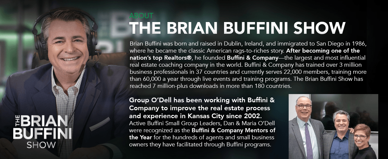 The Brian Buffini Show - About The Podcast