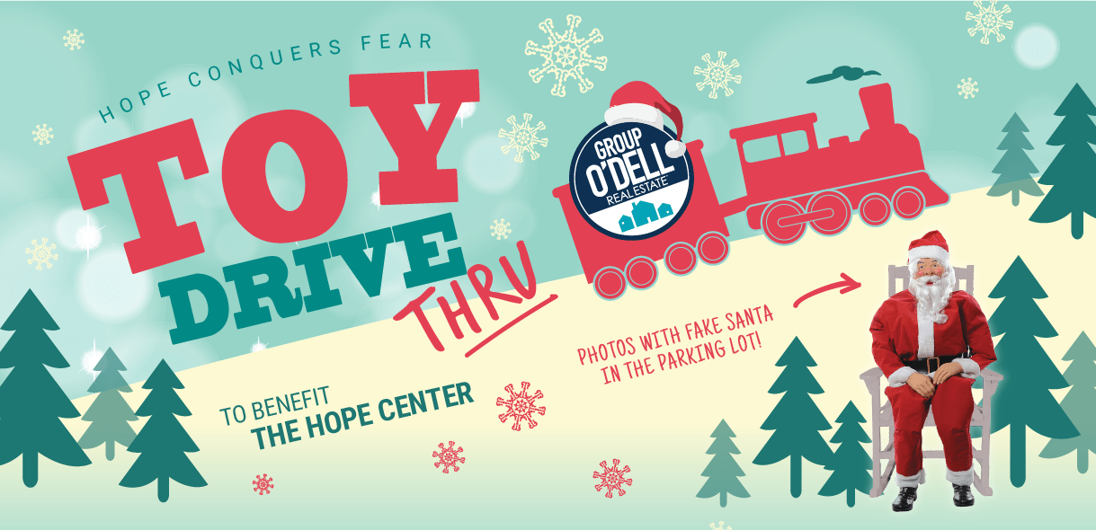 Group O'Dell Toy Drive