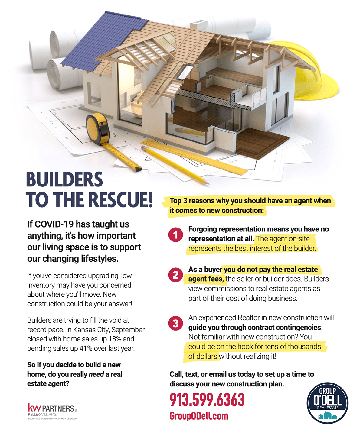 Builders to the Rescue