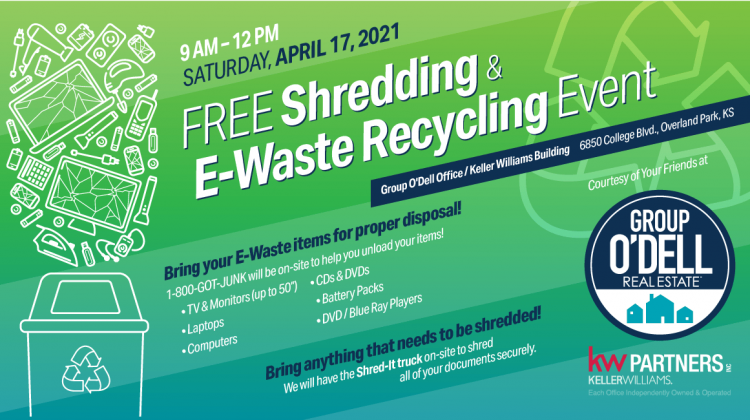 Free Shredding & E-Waste Recycling Event